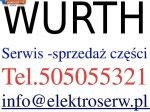 Wurth wirnik do szlifierki EWS 10-125