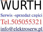 Wurth wirnik do szlifierki EWS7-125 0708474022