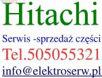 Hitachi DH24PC3 301654 śruba 	TAPPING SCREW D5X35 (W/FLANGE)