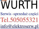 Wurth / Master włącznik 0706 103 074 BS12A BS14A  power