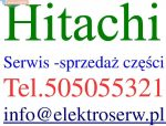 Hitachi 323-180 wałek SECOND SHAFT DH24PC3