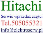 Hitachi 318-522 wodzik LOCK PLATE DH24PC3