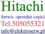 HITACHI 955203 szczotkotrzymacz do DH22 DH24PC3 DH24PF3 CJ110MV D13VB2 CJ15V D10VC