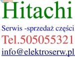 Hitachi wirnik 360734E do szlifierki G12SA G13SE2