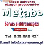 Metabo wirnik do pilarki KS2
