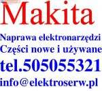 Makita przecinarka do metalu 2414 NB
