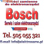 Bosch wirnik do GWS 780C 1 604 010 667
