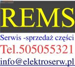 Rems  Power - Press typ 570 570515 R220   750W  elektronika