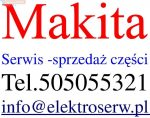 MAKITA wirnik do szlifierki GA9040 GA7040 517833-1